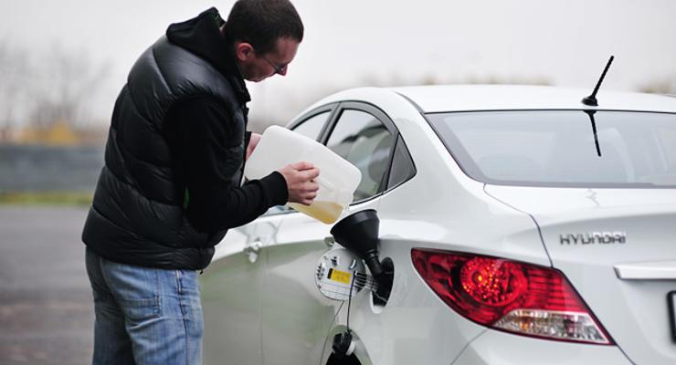Эксперимент: как загруженность авто влияет на расход