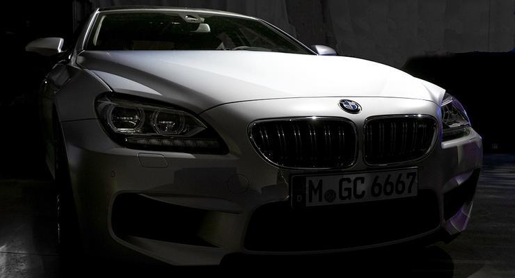 Спортседан BMW M6: первые официальные фотографии