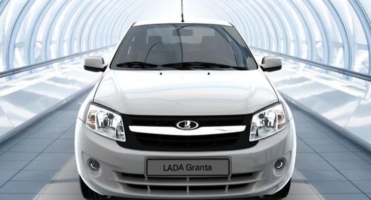 Десятка самых продаваемых машин в России в 2012 году