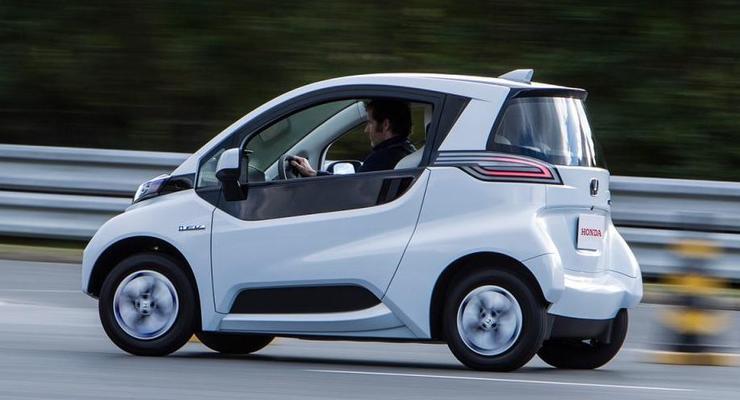 Honda представила новый серийный электромобиль