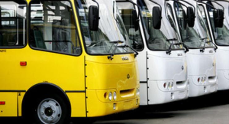 В течение двух месяцев Россия закупит 150 украинских автобусов