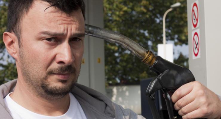 Чем в Украине любят разбавлять бензин и дизель
