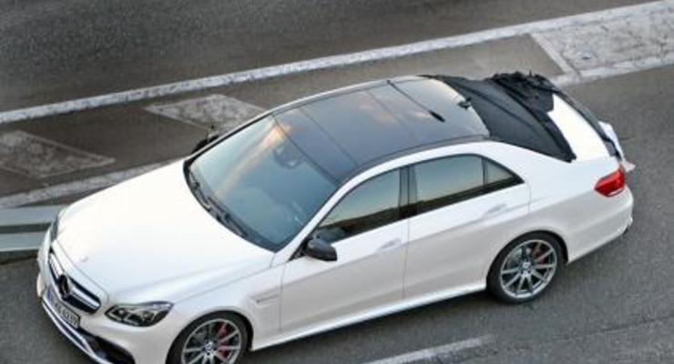 Появилось первое промо-видео нового Mercedes E-Class