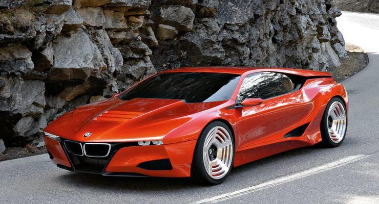 BMW планирует выпустить суперкар за 250 тысяч евро