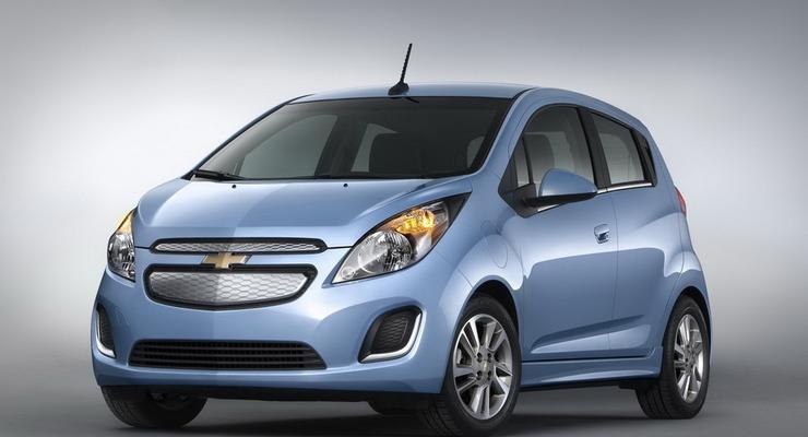 Новый Chevrolet без ДВС оценили в 25 тысяч долларов