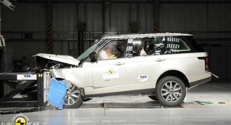 Объявлены итоги краш-тестов 15 новых автомобилей