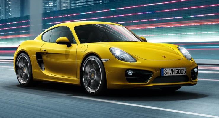 Дебютировал новый Porsche Cayman, названы цены