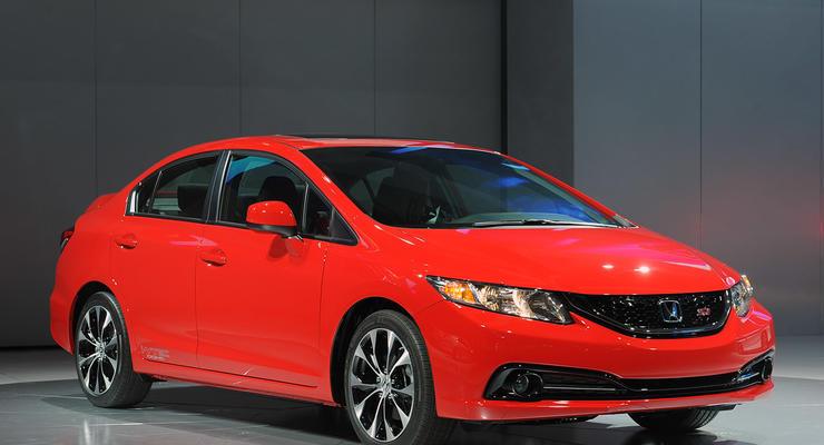 Новый Honda Civic отметил премьеру уже с ценником