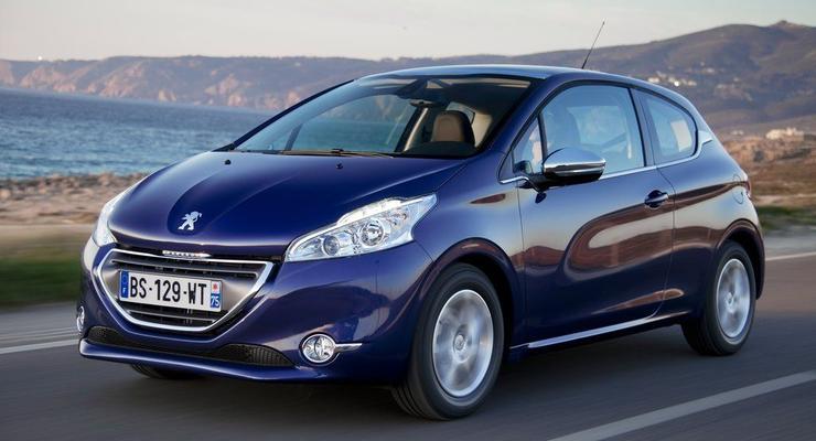 Peugeot 208 скоро приедет в Украину, названы цены