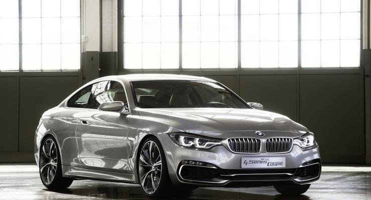 BMW представил первую модель четвертой серии