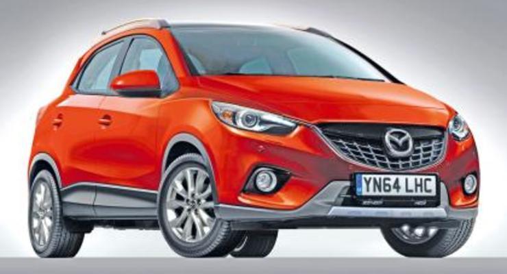 Mazda разрабатывает кроссовер класса Nissan Juke