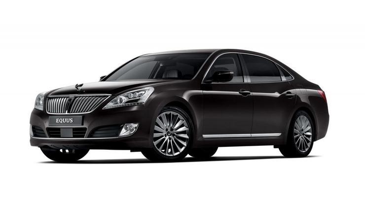 Hyundai обновил сразу два представительских седана
