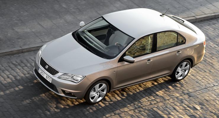 Тест-драйв SEAT Toledo – «близнеца» Skoda Rapid