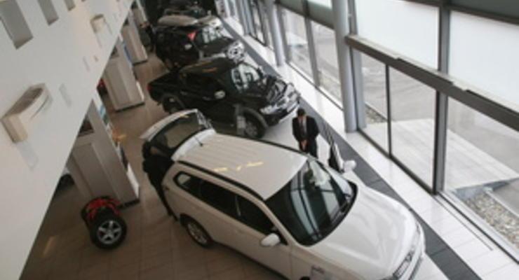 Продажи автомобилей в Европе упали в ноябре 14-й месяц подряд