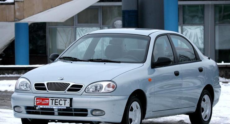 ТОП-10 машин по количеству объявлений в Украине