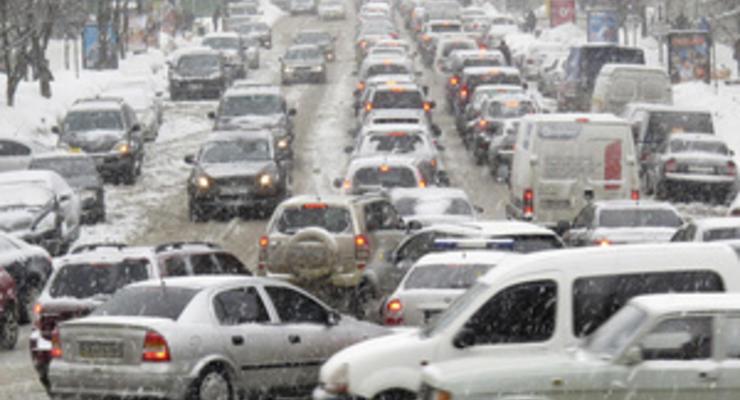 В Киеве появились бесплатные парковки на период чрезвычайной ситуации