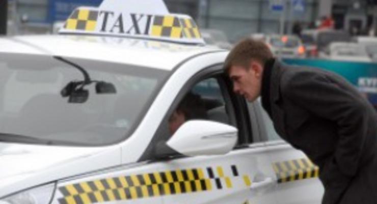 """В Германии могут ввести """"проездные"""" на такси"""