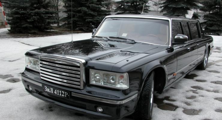 Путин забраковал новый президентский лимузин ЗиЛ