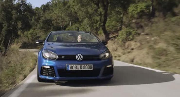 Volkswagen показал свой самый быстрый кабриолет