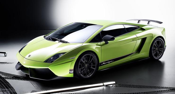 Самые дорогие авто, купленные украинцами в 2012 году