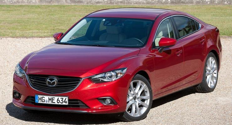Новая Mazda6: названы цены и комплектация в Украине