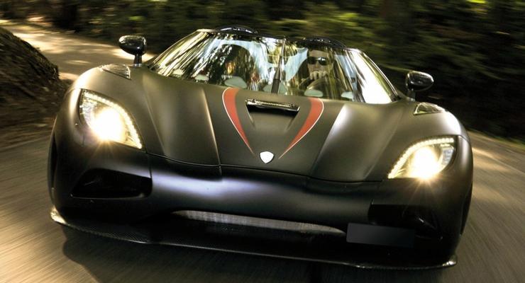 Уникальный шведский суперкар выставили на продажу