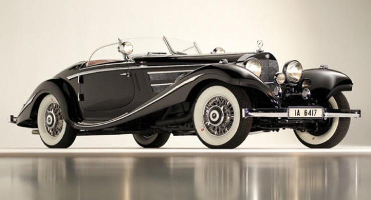 Десятка самых дорогих машин, проданных в 2012 году