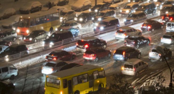 Киев одобрил сооружение пяти тоннелей за 1,5 млрд евро