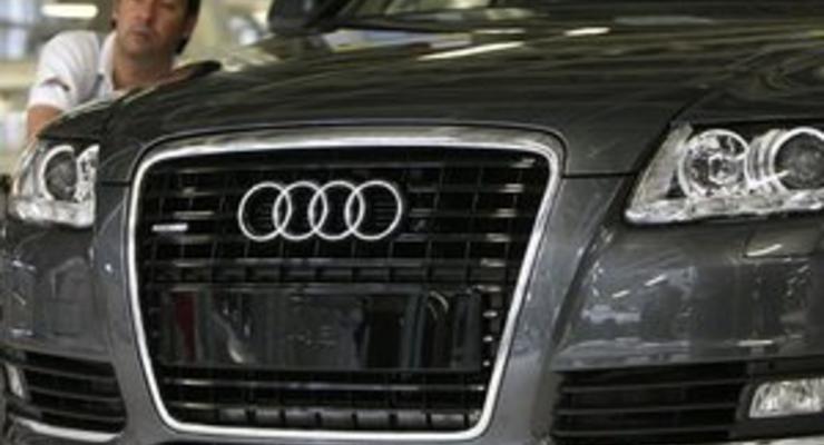 Audi потратит 10 млрд евро на новые технологии