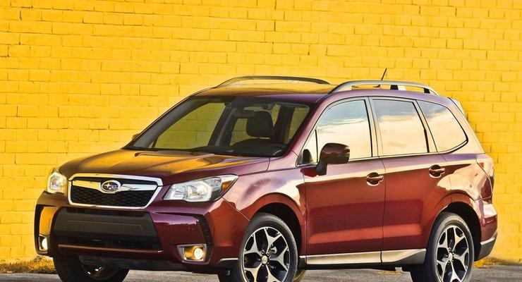 Новый Subaru Forester: объявлены украинские цены