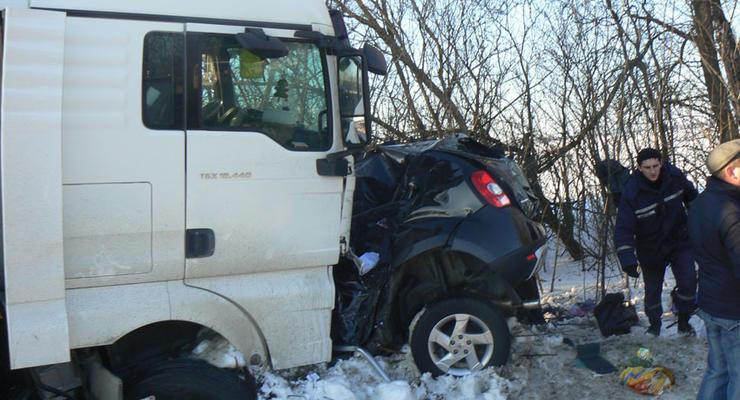 Турок на фуре убил пять украинцев (ФОТО, ВИДЕО)