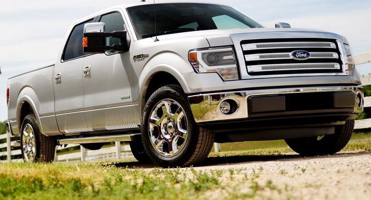 ТОП-10 автомобилей по продажам в США за 2012 год