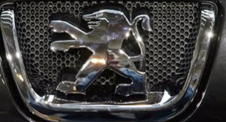 Peugeot надеется на рост российского и глобального авторынков в 2013 году