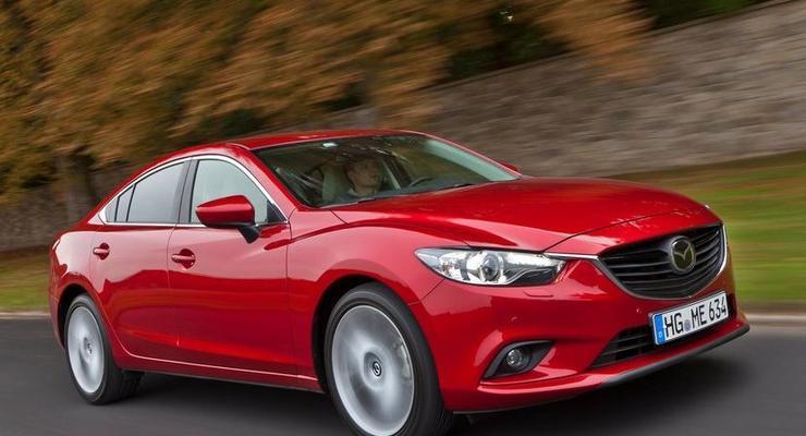 Тест-драйв седана Mazda6 третьего поколения
