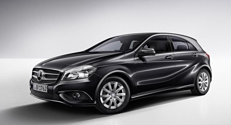 Mercedes представил свою самую экономичную модель