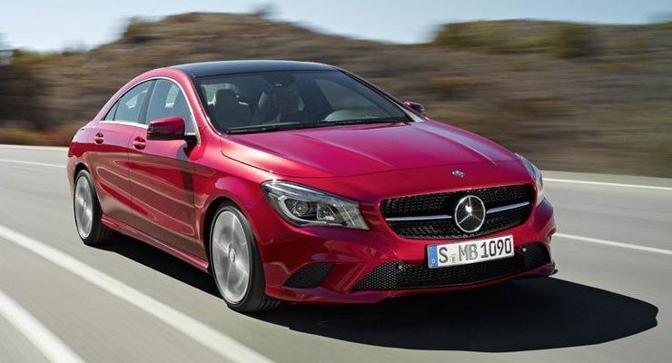 Встречайте Mercedes CLA – самый дешевый седан бренда