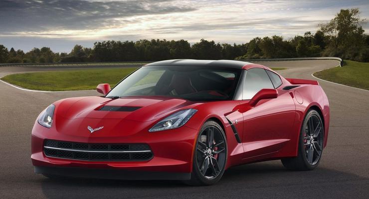 Новый Chevrolet Corvette стал самым мощным в истории