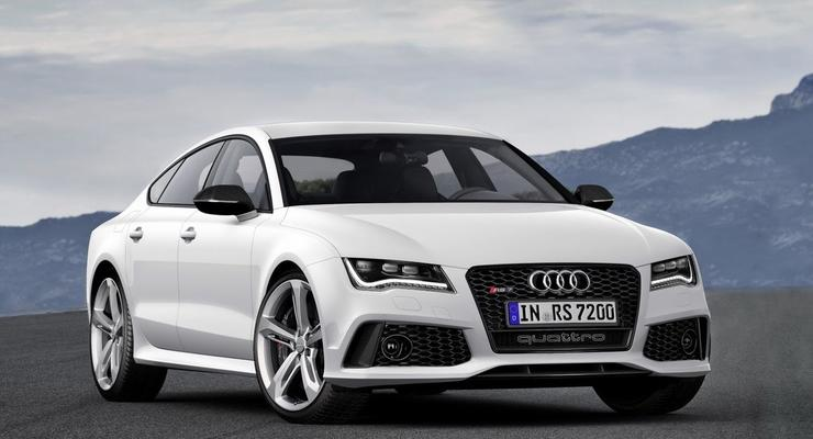 Представлен Audi RS7 – суперкар в «шкуре» хэтчбека