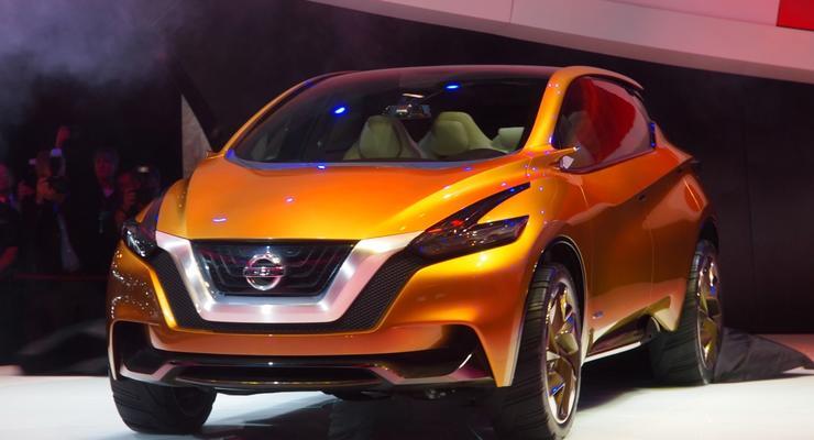 Nissan показал, каким может стать новый Murano