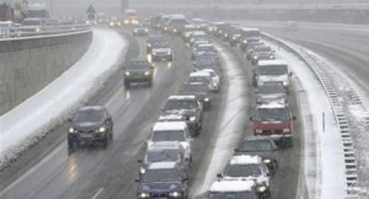 В ногу с погодой: МВД снова предложило ужесточить ПДД - Ъ