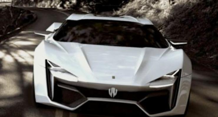 Первый арабский суперкар оценили в $3,4 миллиона