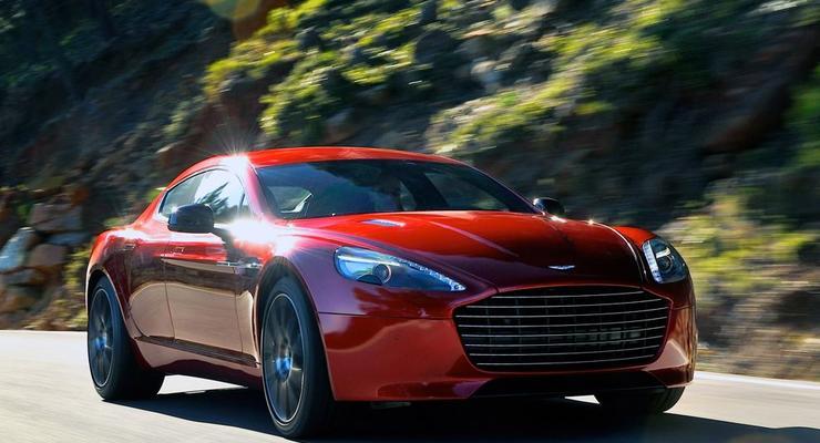 Новый Aston Martin Rapide стал мощнее, но экономичней
