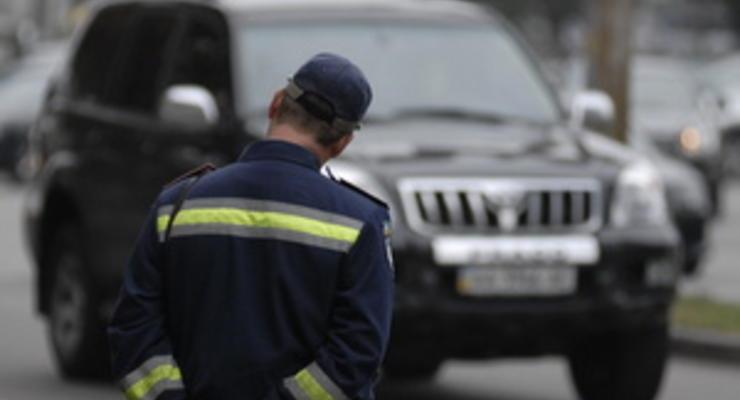 Штрафы предложили привязать к классу автомобиля