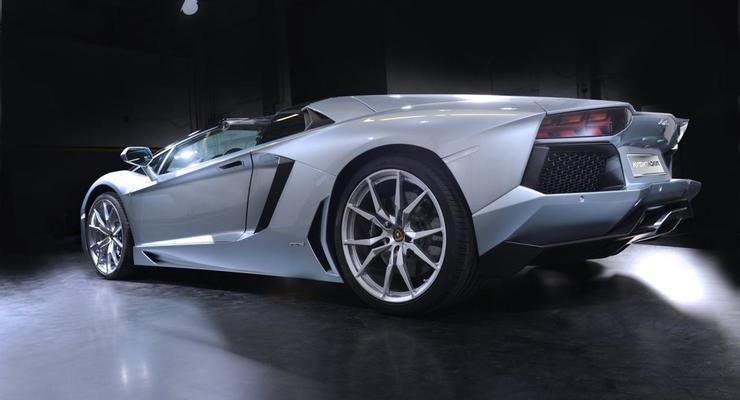 Украинец заказал новый Lamborghini за 357 тысяч евро
