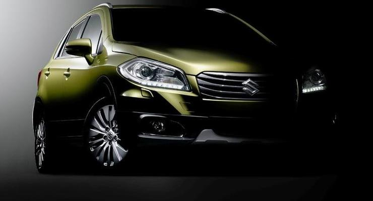Suzuki готовит к премьере новый серийный кроссовер