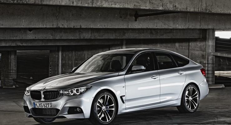 Трешка BMW стала хэтчбеком: фото и видео нового GT