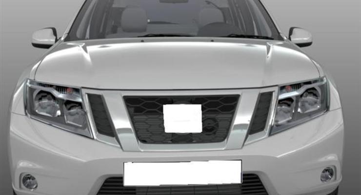 Nissan работает над аналогом Renault Duster