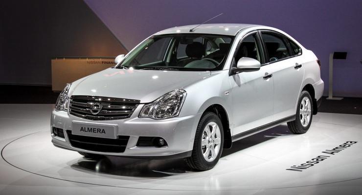 Вазовский Nissan Almera оказался дешевле корейцев