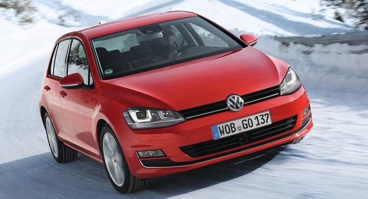 Тест-драйв Volkswagen Golf седьмого поколения