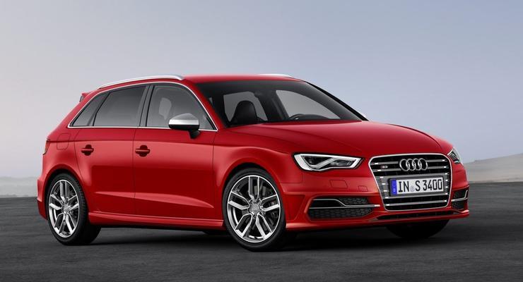 Немцы показали новый Audi S3 Sportback и назвали цену